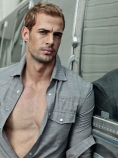 10 Guys Who Should Play Christian Grey: William Levy #fiftyshades