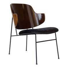 Penguin Chair by Ib Kofod-Larsen for Christensen & Larsen - Image 1 of 7