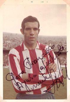 El día que Luis Aragonés estuvo en Molina de Segura.