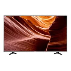 50 inch Ultra HD LED TV 3840 x 2160 Resolution Dark Grey 4 x HDMI 3 x USB Vesa Mountable 200 x 200mm