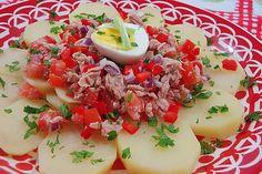 COM CAPRICHO: Saladas