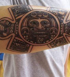 Aztec Tattoos - Tattoos.net