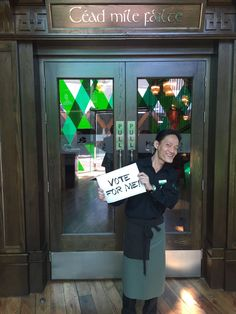 """This August, #McGettigansDWTC superstar &  senior waiter Yan entered the 2016 Hospitality Excellence Award and now he's made it into the FINAL 5! He needs your support & vote one more time to win in category 7, """"Hozpitality Excellence - Food & Beverage Service"""". To vote, just go to http://svy.mk/2e6Xsgn or click on the pin and you'll find Yan on the second page towards the end. You can win an iPad just for casting your vote! Please show your support & vote for Yan.Thank you!"""