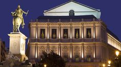 Opera House....Madrid
