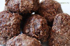 coconut rough chocolates