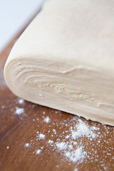 How to make puff pastry Mexican Food Recipes, Sweet Recipes, Dessert Recipes, Pan Dulce, Cakes And More, Love Food, Empanadas, Cupcake Cakes, Sweet Treats