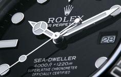 Rolex: Sea-Dweller 4000 (2014) 05.