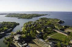 Suomenlinna Sea Fortress in Helsinki -  Hello Helsinki: Cafes, culture, couture and cool cuisine in Finland's funky capital
