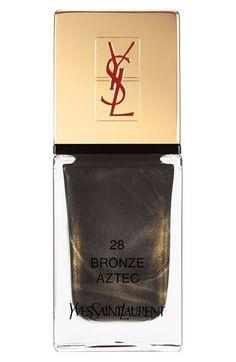 Yves Saint Laurent 'La Laque Couture' Nail Lacquer   Nordstrom