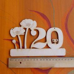 1000 images about buchstaben zahlen aus holz f r. Black Bedroom Furniture Sets. Home Design Ideas