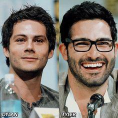 Dylan and Derek