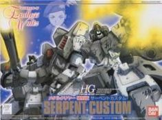 Bandai Hobby EW04 Serpent Custom Metallic  Clear Bandai Action Figure -- Read more reviews of the product by visiting the link on the image.