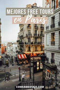 Las mejores visitas guiadas gratis en París. Tours, Free, Movie Posters, Movies, Get Well Soon, Films, Film Poster, Cinema, Movie