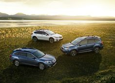 Subaru of America, Inc. announced today that Subaru Outback, Forester, and Crosstrek won their segments in the Crossover SUV categories for the 2016 AutoPa
