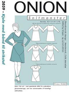 Asta Dress Curvy Sewing Pattern | Ærmer, Kjoler og Kjole