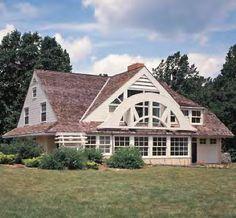 House in New Castle County Delaware (1978-83) | Robert Venturi, John Rauch, and Denise Scott Brown