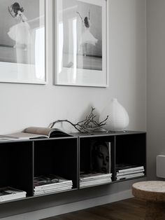 10 ways to styling your home in Scandinavian style with magazines via Krone Kern