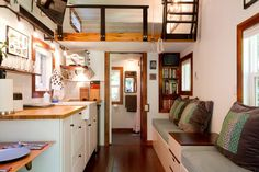 Cabin Porn – Tiny House on Guemes Island, Washington Submitted...