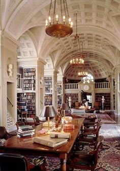 Boston Athenaeum (Boston, Massachusetts) by lilia