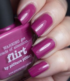 piCture pOlish Flirt | A Polish Addict