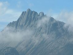 Puncak Jaya (Cartensz Pyramid) in Papau, Indonesia- highest island peak in the world | Top 10 must climb volcano mountains