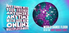 Introducing WORLD DANCE FLOOR on Just Dance 2014!