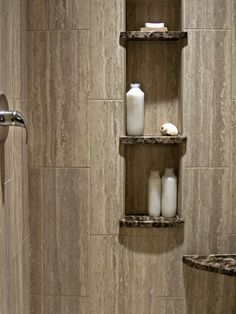 Granite Shelves Design, Pictures, Remodel, Decor and Ideas