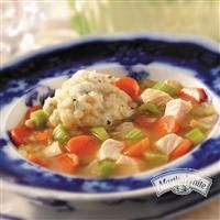 Chicken Stew with Classic Dumplings from Martha White®