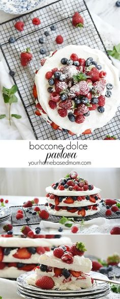 Boccone Dolce means
