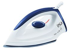 Buy #2: Orpat OEI 187 1200-Watt Dry Iron (White and Blue)