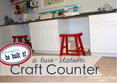 She Dreamt It, He Built It - The Craft Counter