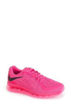 Kicking this New Year's resolution up a notch....in style with these pretty pink running shoes.