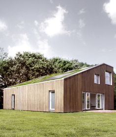 House built from shipping containers designed in Denmark, assembled in China : TreeHugger