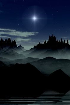 Dark beautiful scenery, Free iPhone wallpaper, iPhone 4 wallpaper, iPod Touch Wallpapers, HD iphone wallpaper