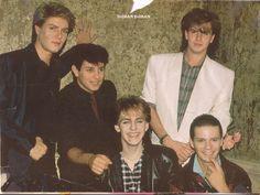 Duran Duran magazine pinup