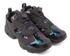 reebok classic x sandro InstaPump Fury  reebok  sneakers  sandro   instapumpfury Sports Footwear 52450ddca