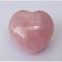 Something Glassy Rose Quartz Pocket Puff Heart Healing Meditation Gemstones Feng Shui Health, Feng Shui Cures, Rose Quartz Heart, Rose Quartz Crystal, Quarts Crystal, Love Energy, Healing Meditation, Buy Roses, Stone Heart