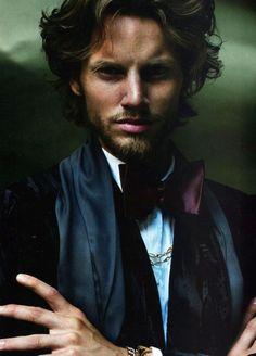 Intense men's style for the intense gentleman
