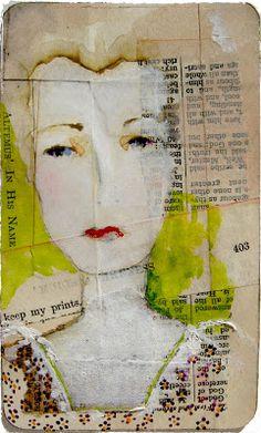 Harriet by Lynne Hoppe (contemporary) - (lynnehoppe)
