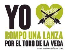 Vaya tela... Quería decir que Rompo una Lanza Contra el linchamiento del #TorodelaVega #RompeUnaLanza ¿y tu? pic.twitter.com/iG8pMbC885