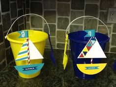 More buckets for the Baby Beach Bash