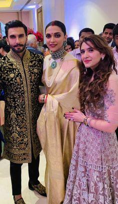43 New ideas for wedding makeup indian deepika padukone - Wedding Makeup How Sherwani For Men Wedding, Wedding Suits, Trendy Wedding, Wedding Dress, Deepika Padukone, Deepika Ranveer, Kurta Designs, Indian Wedding Outfits, Mens Wedding Wear Indian