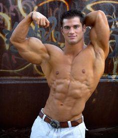 Bodybuilder KRAIG FELDMAN