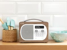 Top 10 Best DAB Radios - Digital Stations and Alarm Clocks Chill Out Room, Modulo 2, Dab Radio, Retro Radios, Digital Radio, Be My Valentine, Kitchen Styling, Decoration, Gadgets