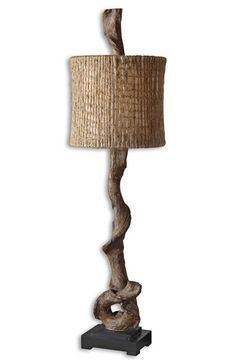 Uttermost 'Driftwood' Buffet Lamp available at #Nordstrom