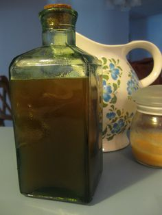 Day 10 of #30daysofcreativity. Ginger Syrup for homemade ginger ale.