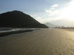 Praia do Guaraú-Peruibe-SP