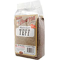 Secret Ingredient: Teff, the world's smallest grain, is the main carbohydrate for many of Ethiopia's elite runners. Here's how you can add it to your diet. AND IT'S GLUTEN FREE! Teff Recipes, Gluten Free Recipes, Vegetarian Recipes, Healthy Recipes, Runner Diet, Runner Runner, Nutrition For Runners, B Recipe, Healthy Side Dishes