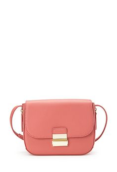 Faux Leather Crossbody | FOREVER21 - 1000084089