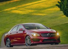 awesome 2014 Mercedes-Benz CLA250